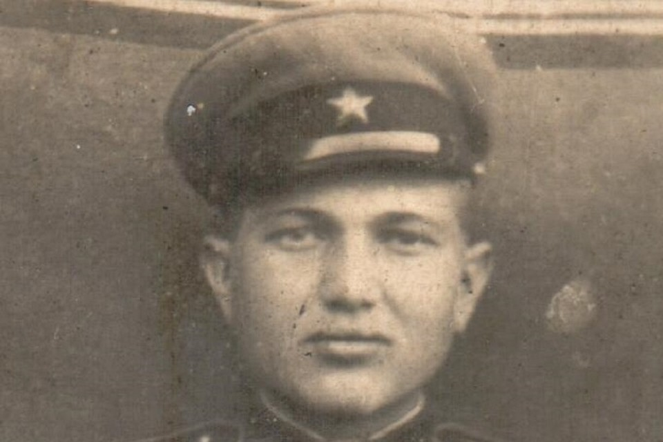 Алексей Кужильный ушел на фронт в 16 лет. Фото: Дорога памяти