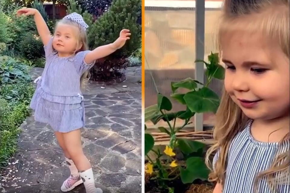 Пелагея поделилась в соцсетях трогательным видеороликом с дочкой.
