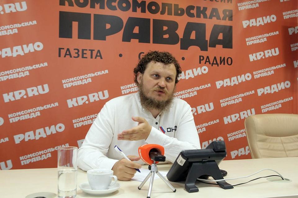 На совместной горячей линии «Комсомольской правды» и ВГТРК фермер рассказал, какие изменения в основной закон он считает самыми важными