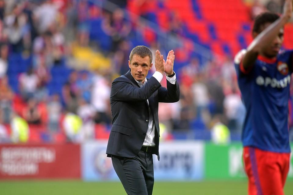 Главный тренер ЦСКА Виктор Гончаренко в скором времени может покинуть свой пост.