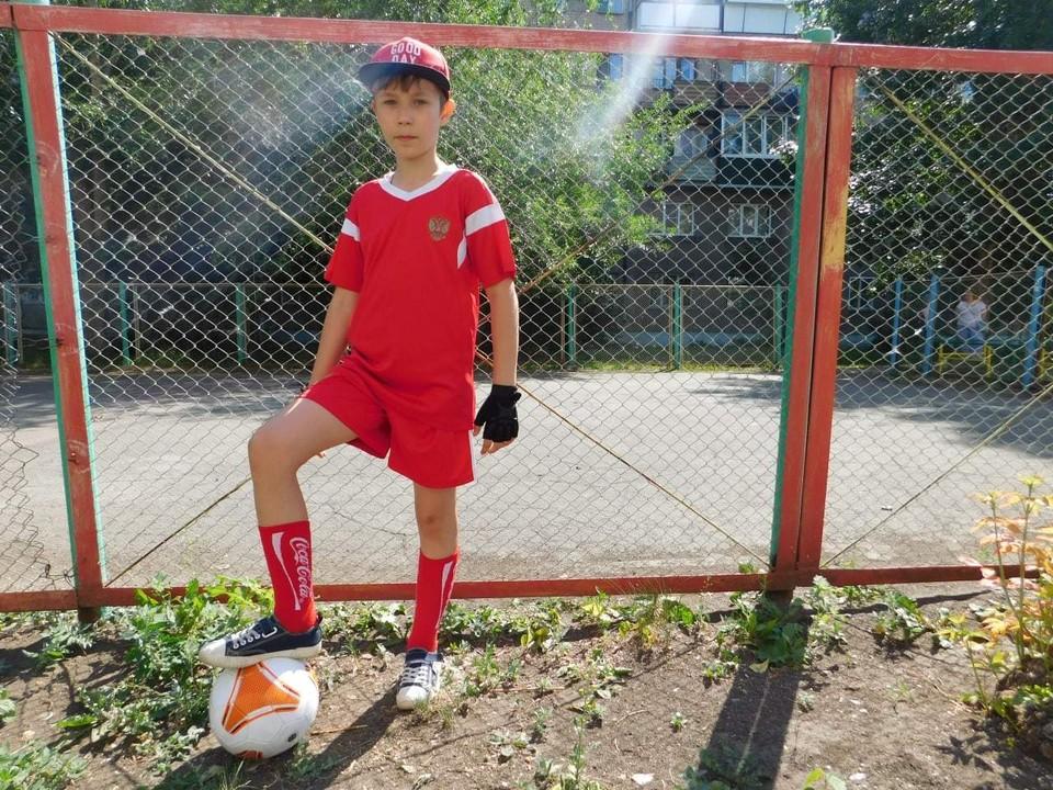 Савва Ярыгин решил устроить благотворительный проект. Фото соцсети.