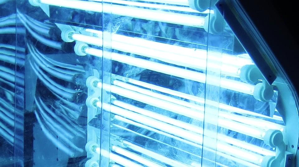 Ультрафиолетовый свет уничтожает коронавирус за несколько секунд