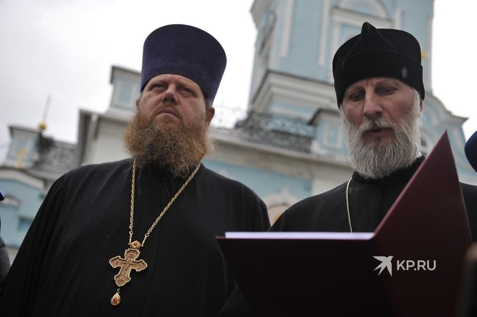 Заседание суда в церковном суде по делу отца Сергия не состоялось.