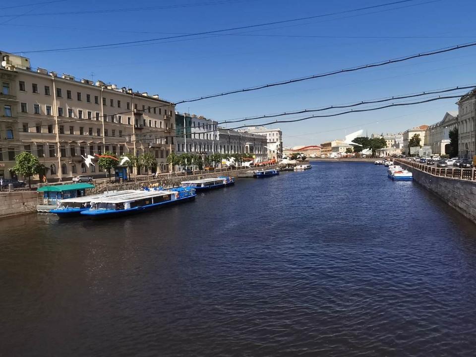 С 28 июня в Петербурге возобновляется речная навигация.