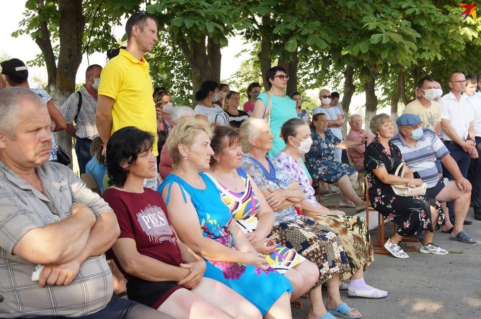 Жители Лопатино больше трех лет добивались закрытия предприятия