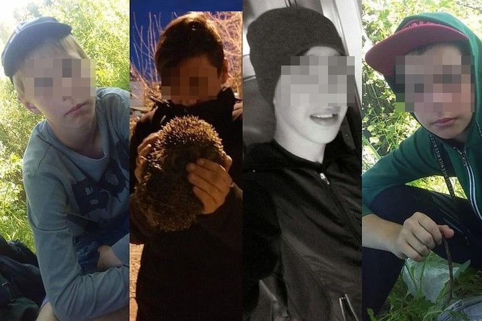 Искитимские подростки вчетвером спасали тонущих детей, но вытащили только одного. Фото: Предоставлено Петром ЗАХАРОВЫМ.