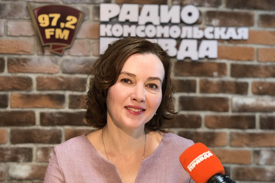 Директор компании «Дискавери» Светлана Красновская.