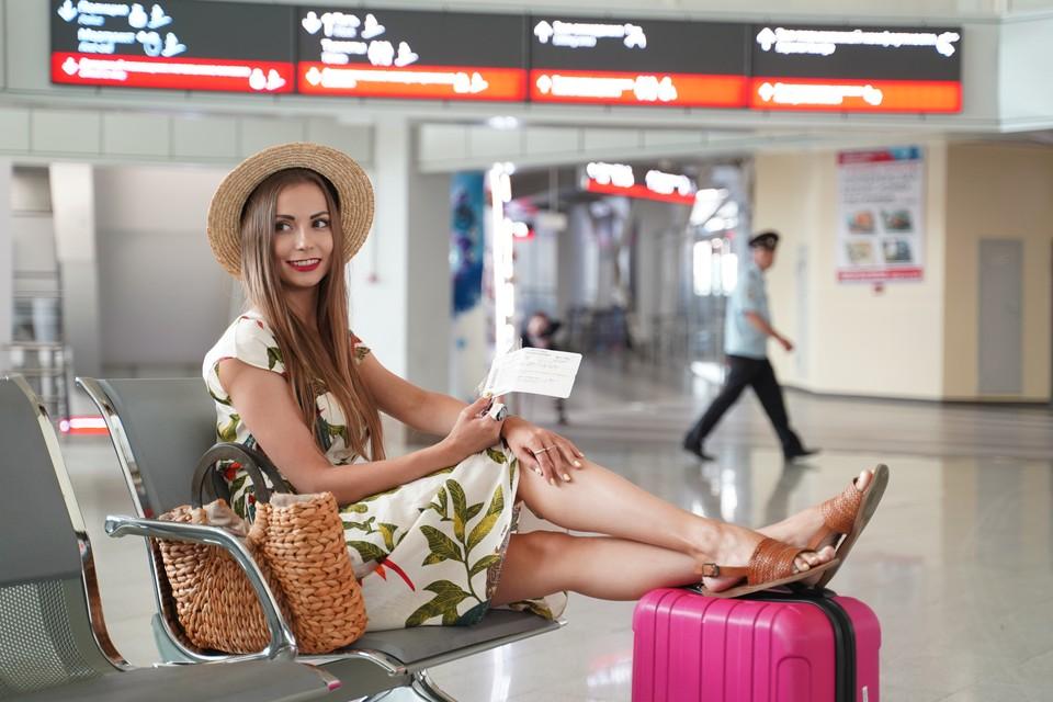 Туристы массово покупают путевки в Сочи
