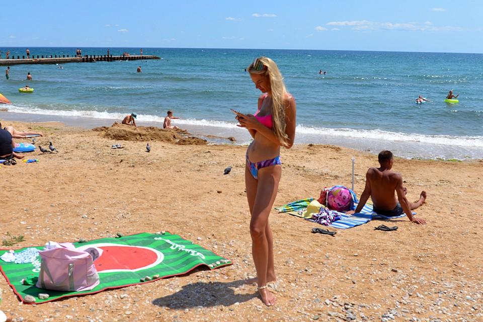 Пока спрос на отдых в Крыму такой же как и в прошлом году