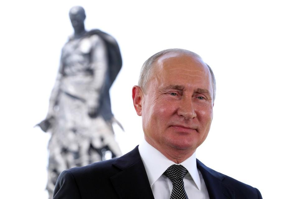 Путин: голос каждого из вас самый важный, самый главный