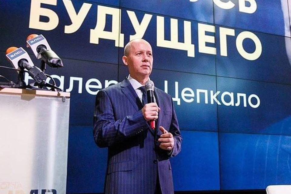 Цепкало — экономист, дипломат, управленец, создатель белорусской «кремниевой долины»