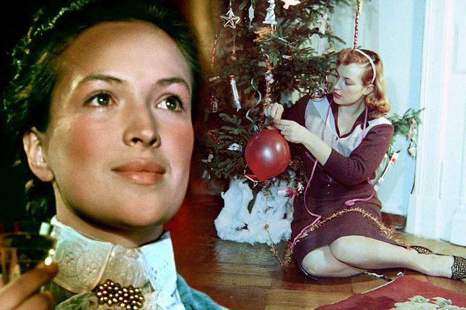 Народная артистка СССР Клара Лучко. Фото: kino-teatr.ru