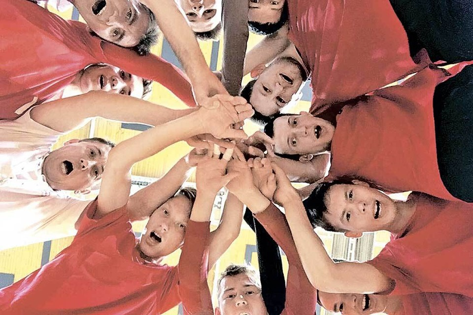 На таких Играх нет проигравших, только победители! Фото: Предоставлено организаторами Олимпиады.