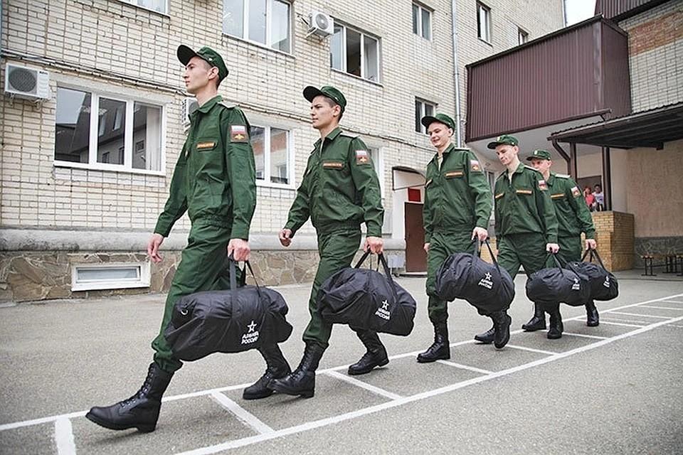 В этот весенний призыв в ряды армии отправят около 3 тысяч новобранцев из Самарской области