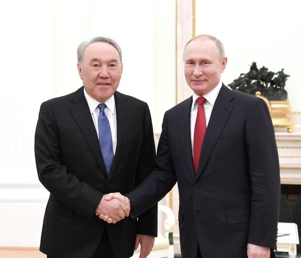 Фото: Пресс-служба Канцелярии Первого Президента Республики Казахстан Н. Назарбаева.