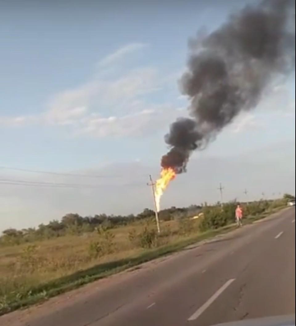 Информация о взрыве не подтверждена, однако очевидцы сообщают о ЧП