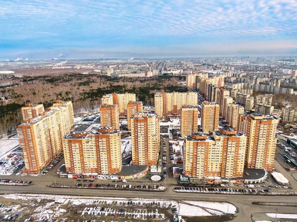 Жилой комплекс «Александровский»