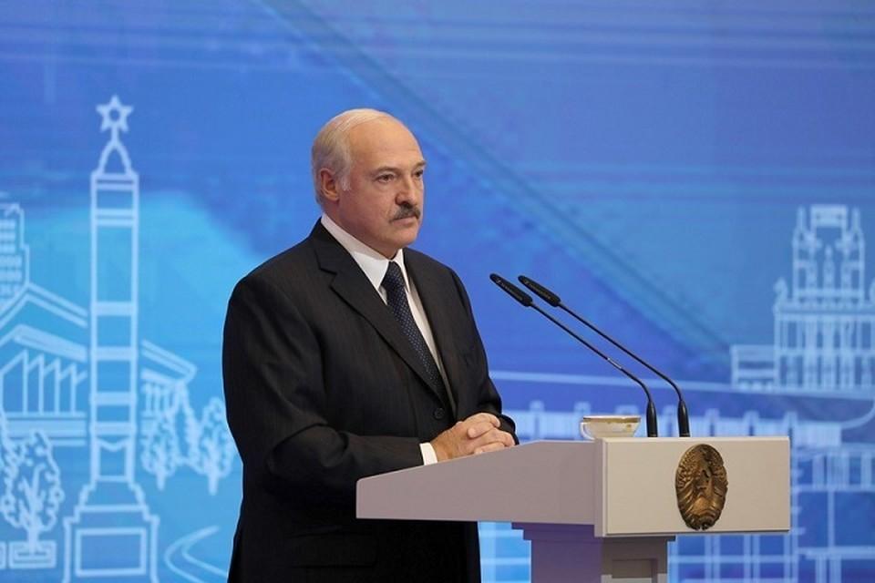 Лукашенко сказал, что айтишники, по сути, сами создавали Парк высоких технологий. Фото: belta.by.