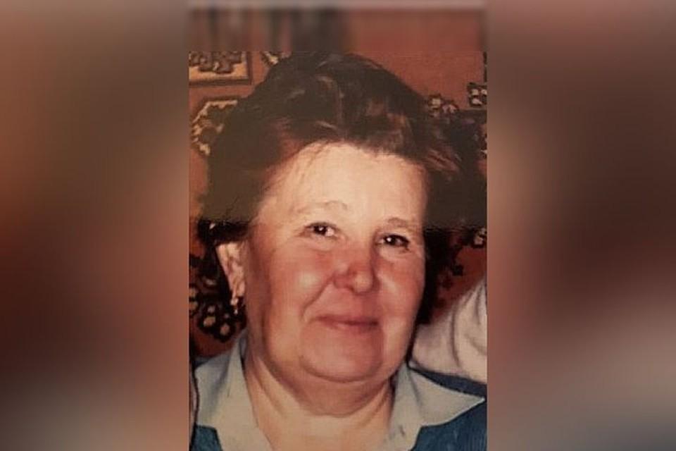 В Новосибирске ищут пропавшую 80-летнюю Кистанову (Куркину) Тамару Петровну.
