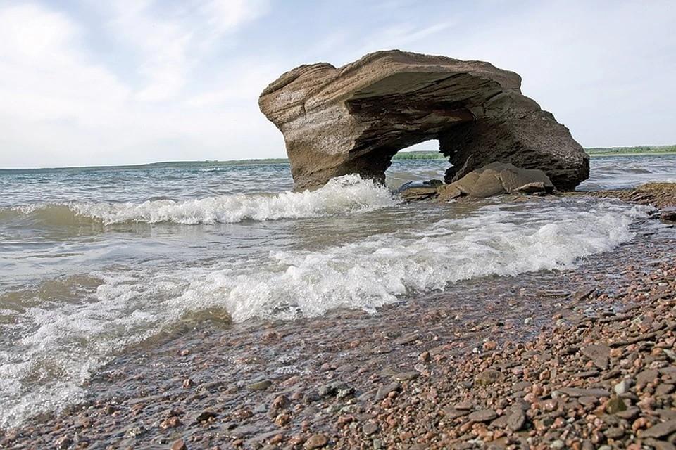Аслыкуль называют башкирским морем ФОТО: Андрей Кузьмин