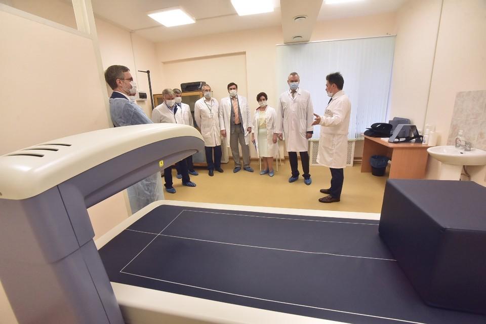 Национальный Центр компетенций «Генетические технологии». Фото: nso.ru