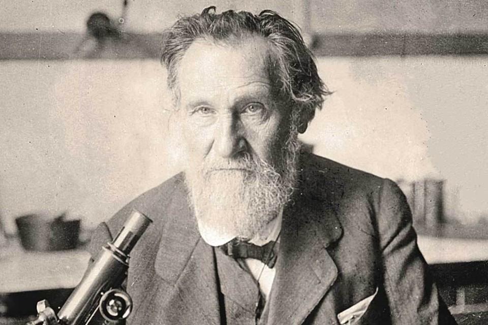 Илья Мечников.