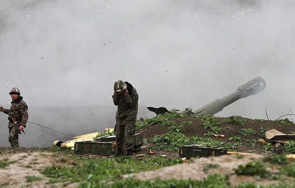 Армения и Азербайджан обвинили друг друга в обстрелах на границе