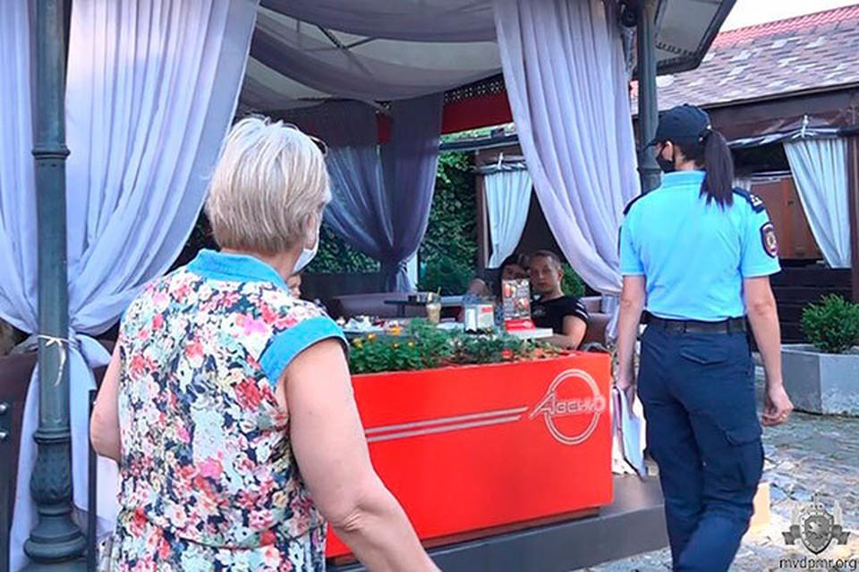 Инспекционные рейды в Приднестровье проводятся регулярно (Фото: МВД Приднестровья).
