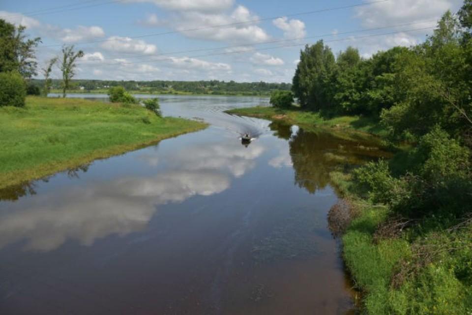 Остатки нефтепродуктов поступают в реку из загрязненного грунта. ФОТО: пресс-служба департамента охраны окружающей среды и природопользования Ярославской области