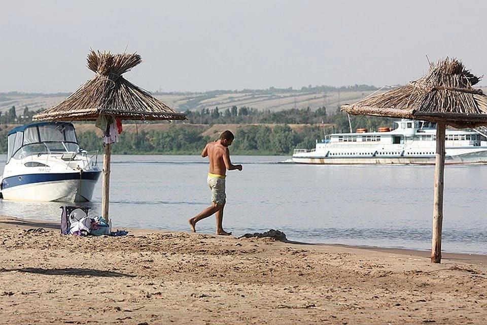 Теперь на юге Волгограда будет три пляжа - на Тулака, на полуострове Сарептский и на Сарпинском.
