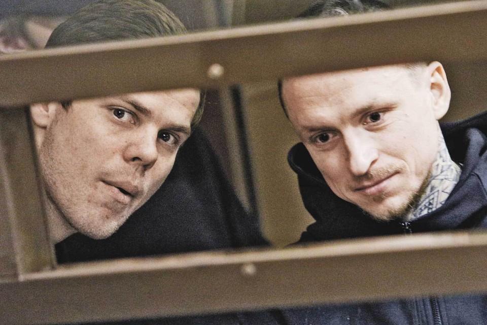 Кокорин и Мамаев отсудят у государства миллионы долларов? Фото: Кирилл ЗЫКОВ/Агентство городских новостей «Москва»