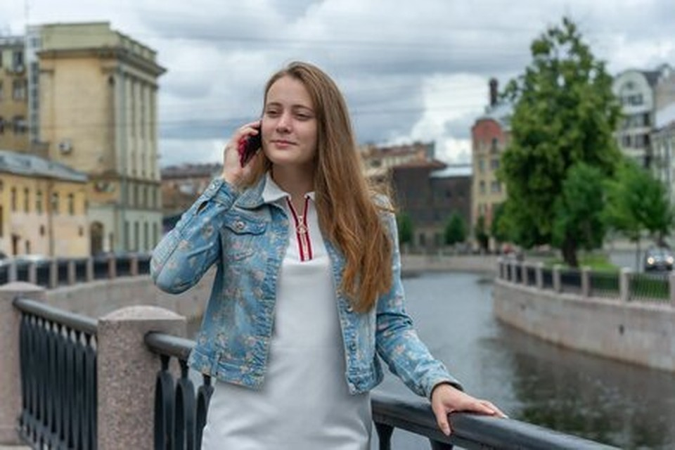 МегаФон предложил новое качество голосовой связи в Санкт-Петербурге.