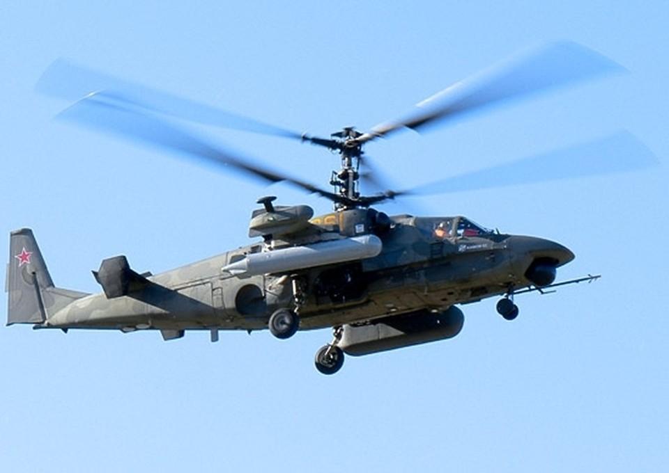 Теперь вертолеты могут совершать полеты при любых погодных условиях. Фото: пресс-служба Минобороны РФ