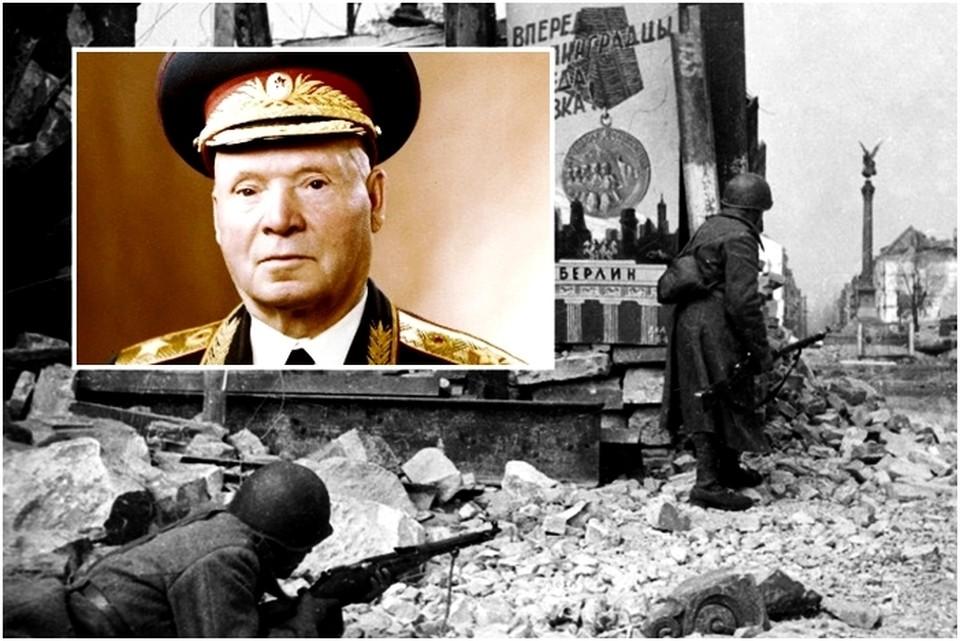 Генерал армии, Лелюшенко Дмитрий Данилович, 20.09.1901 г. — 20.07.1987 г. Фото: министерство обороны РФ.