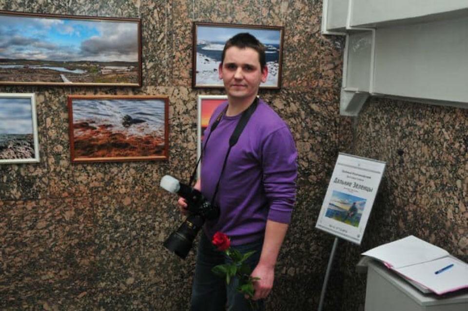 Фотограф из Мурманска Евгений Молчановский борется с онкологией.