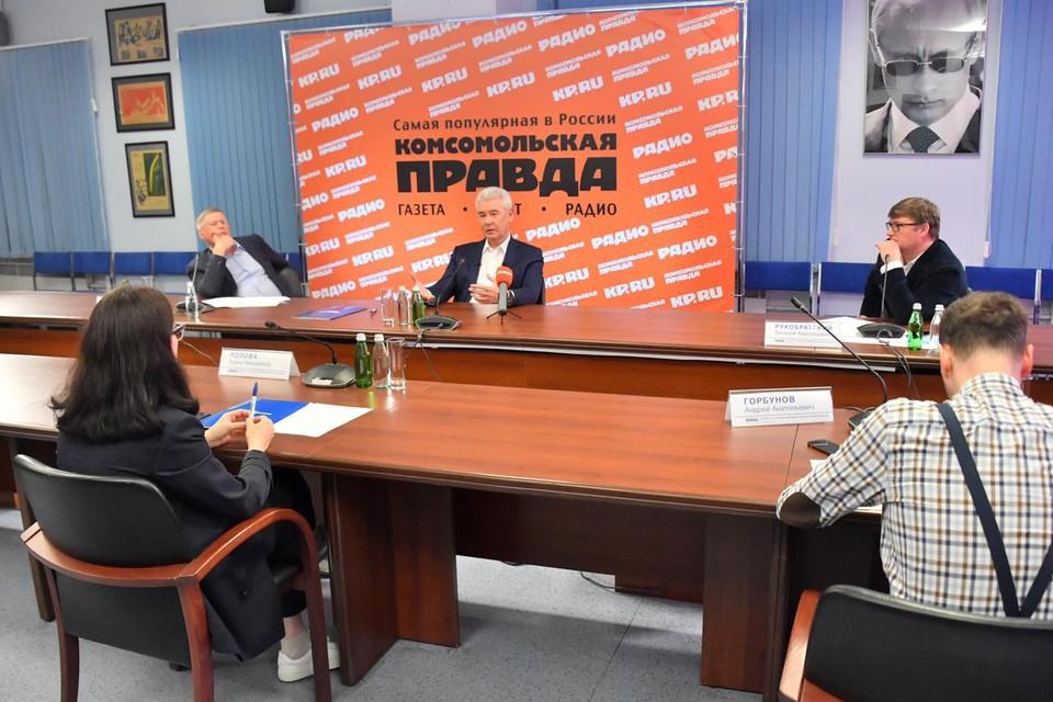 - График переселения не сдвинется ни коим образом, потому что мы стройку не останавливали, - подчеркнул Собянин.