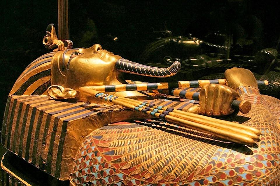 Еще не все тайны египетских мумий раскрыты