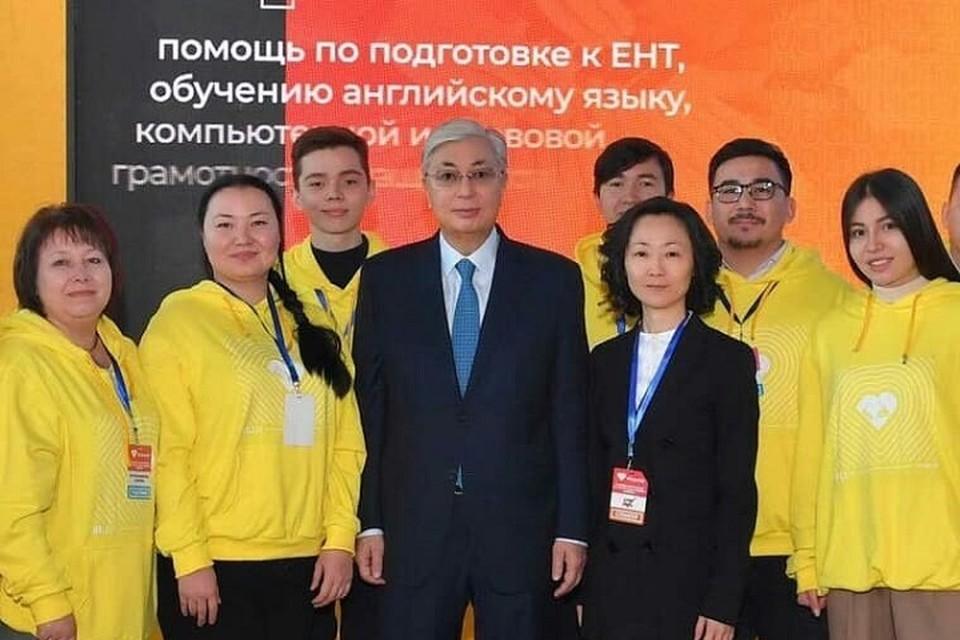 Социально-волонтерский центр «ДОС.kz», расположенный в городе Талдыкоргане Алматинской области, работает с молодежью давно.