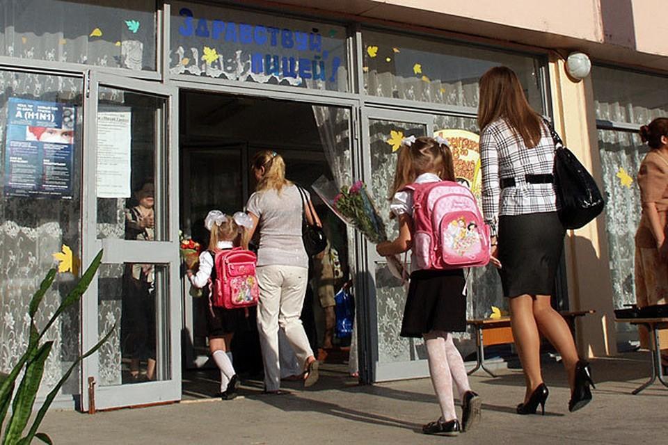 В этом году в первые классы Кишинева пойдут почти 10 тысяч детей.