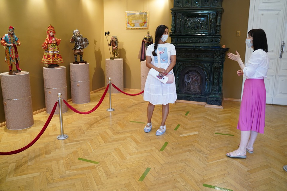В Самаре в музеи можно будет ходить группами