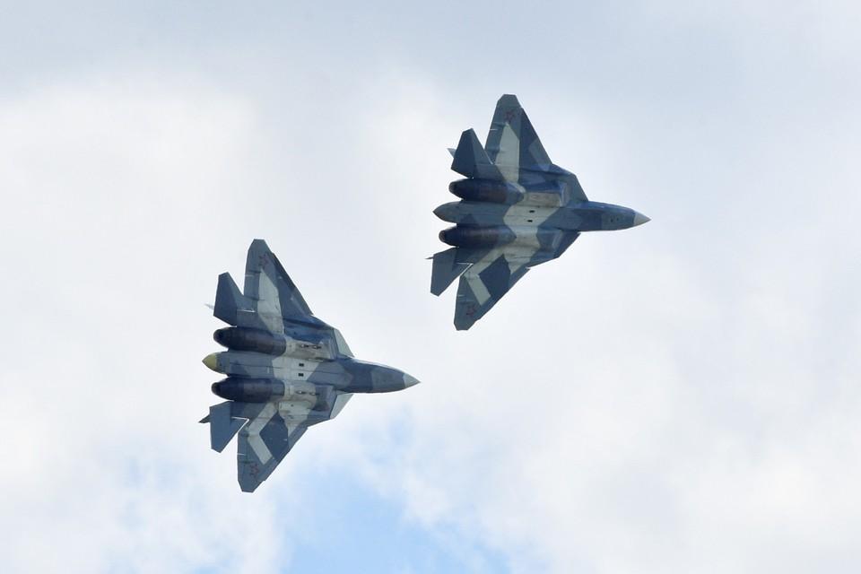 Российские истребители перехватили самолеты-разведчики США и Германии