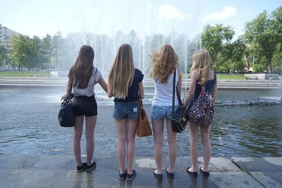 В Екатеринбурге будет умеренно тепло
