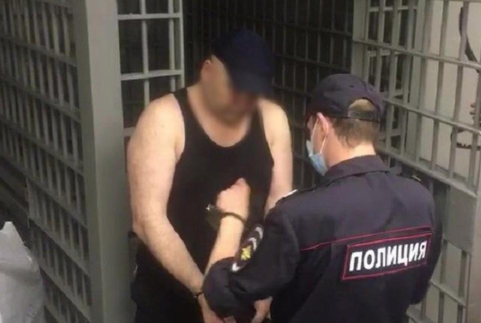 Душегуба уже доставили в Екатеринбург. Фото: СУ СКР по Свердловской области