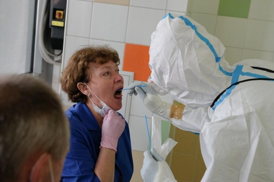 Мы собрали для вас последние новости о коронавирусе в Кузбассе на 27 июля