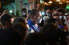 Михаил Дегтярев вышел к народу в Хабаровске и отказался возглавить митинг
