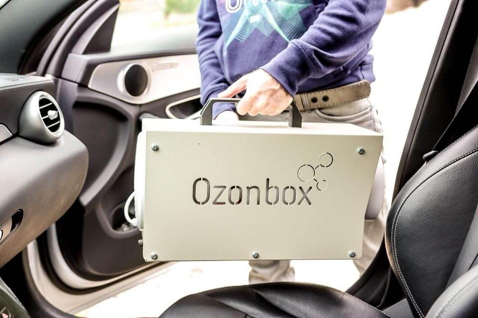 Модели «Ozonbox» поставляется по всей России. Фото «Ozonbox».