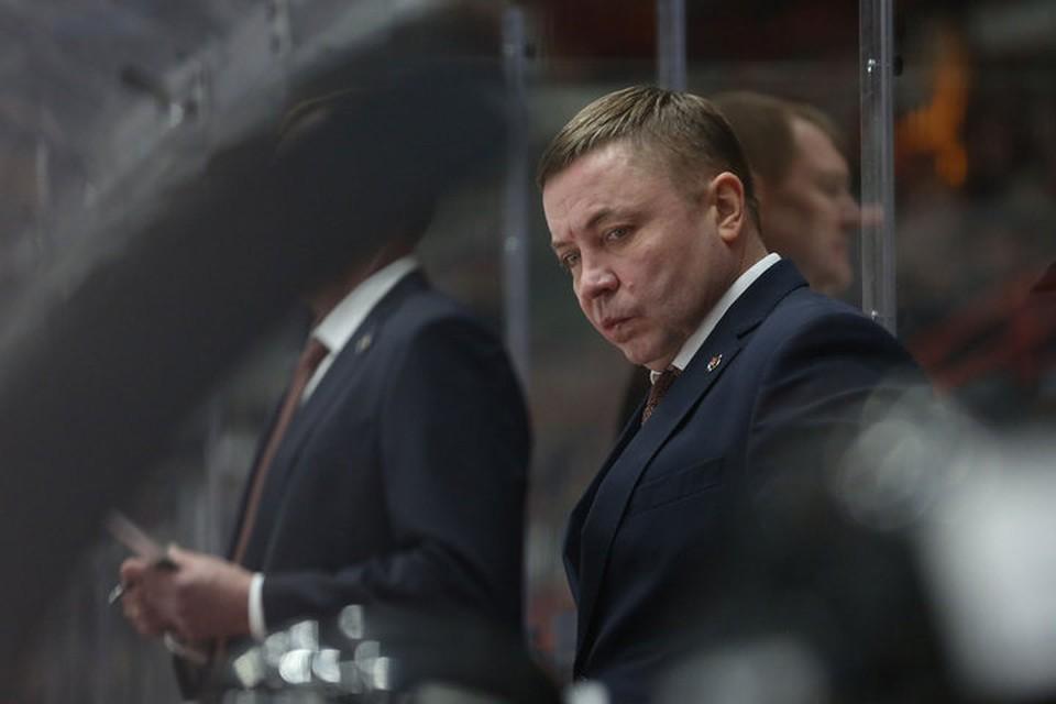 Александр Гулявцев покинул пост главного тренера хабаровского «Амура»