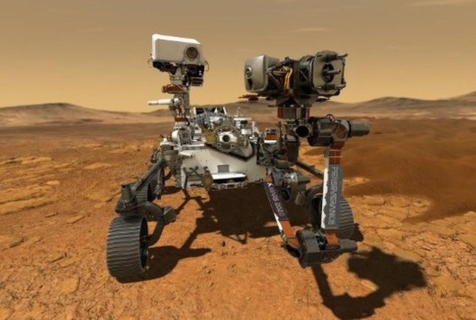 Марсоход оснащен камерами и микрофоном - впервые можно будет услышать Марс
