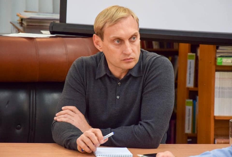 Недавно арест бывшему градоначальнику Евпатории продлили как минимум до сентября/Фото: личная страница Facebook.