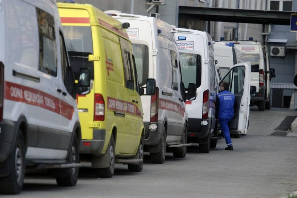 9 новых машин скорой помощи приехали в Мурманскую область.